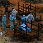 В Индии кошмар и ужас. Коронавирус. 20 миллионов зараженных