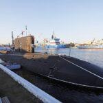 Новая подводная лодка «Магадан» - самое бесшумное военное судно в мире